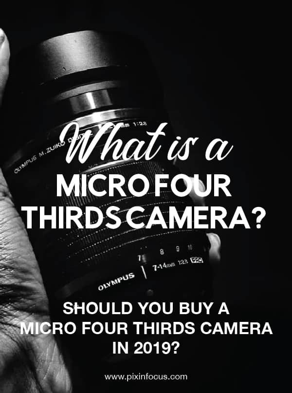 Pinterest pin is micro four thirds dead