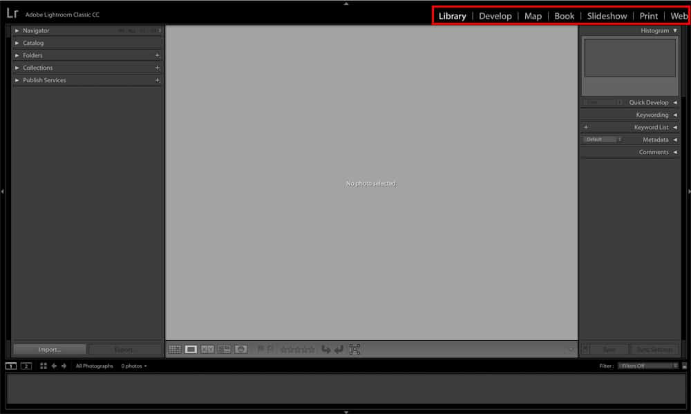 LEarn how to edit in Lightroom | Adobe Lightroom Classic CC Modules