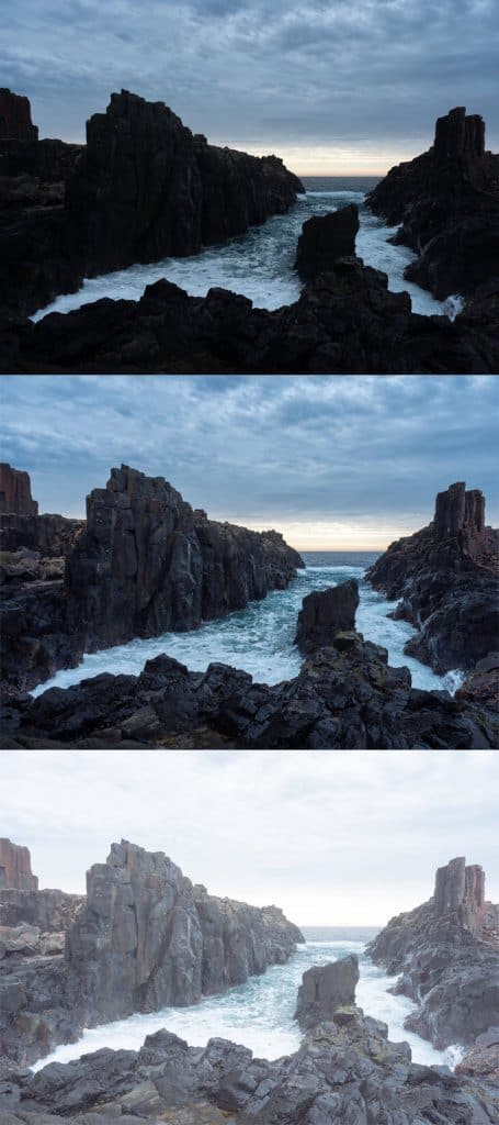 Bebigger's guide to landscape photography   Exposure explained