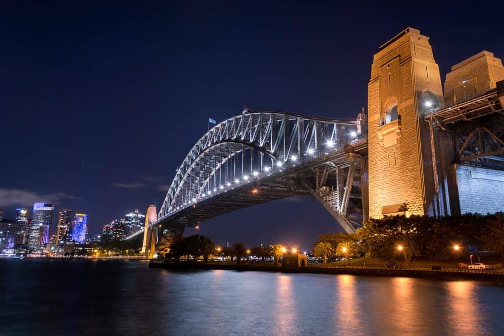 Harbour Bridge Copes Lookout