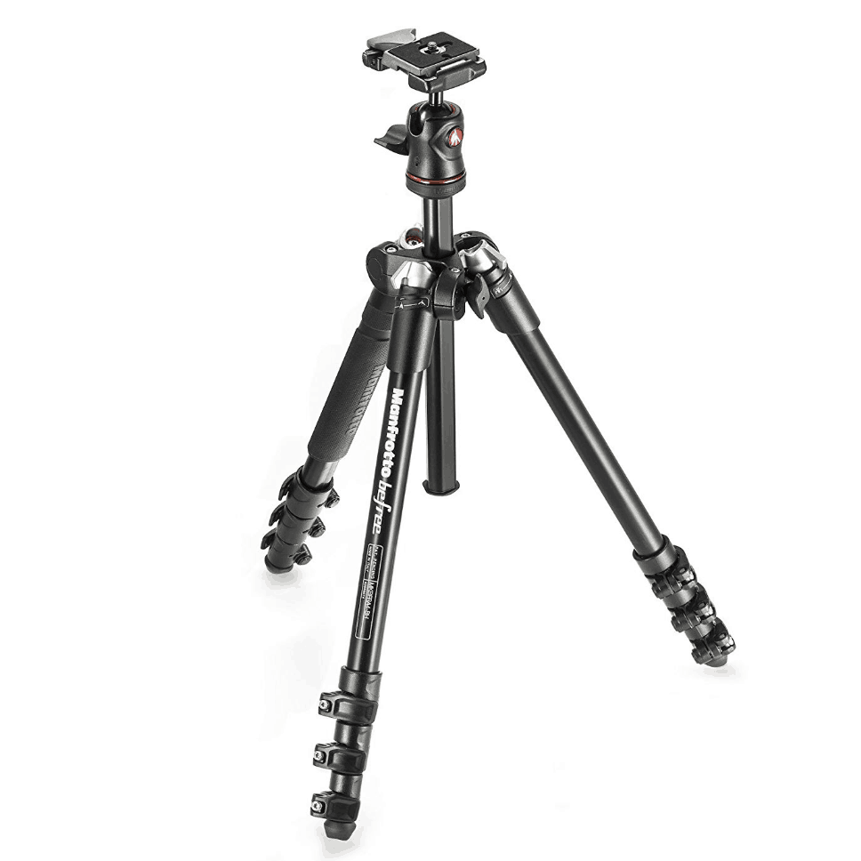 Manfrotto Befree Aluminum Tripod