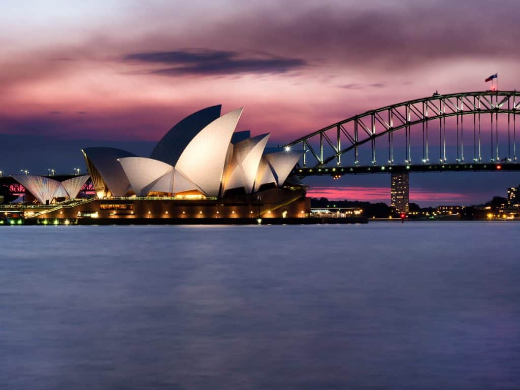 Opera House Mrs Macquaries
