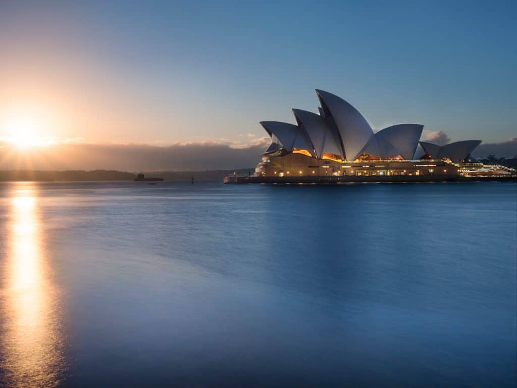 Opera House from The Rocks