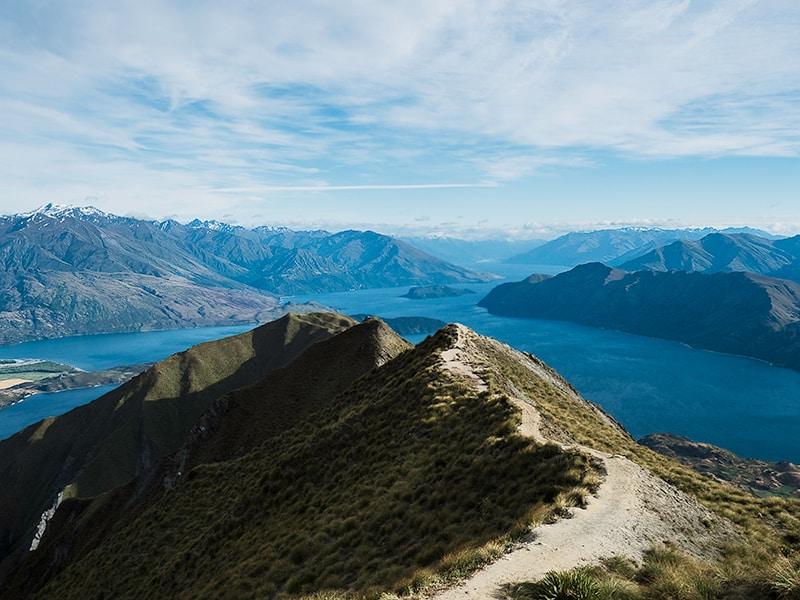ISO 200, 12mm, f/16, 1/160sec - The Roys Peak NZ