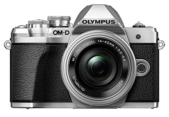 Olympus OM-D E-M10 Mark III | The Ultimate Guide to Photography Equipment for Beginners