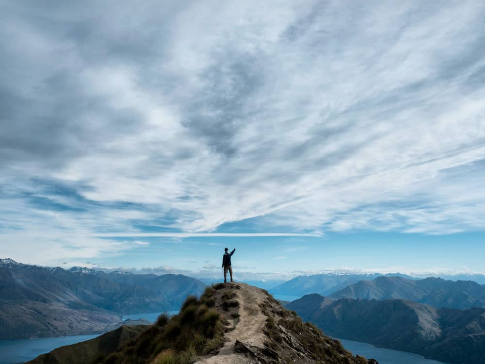 Roys Peak NZ | Why photography is important