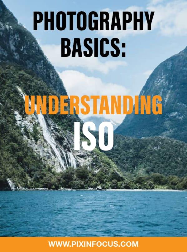Pinterest Image, Understanding ISO
