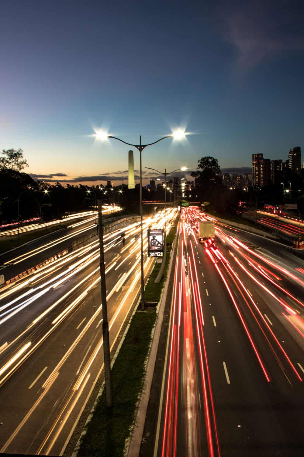 Light Trails Photography