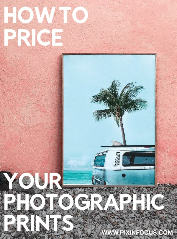pinterest pin for photography pricing article