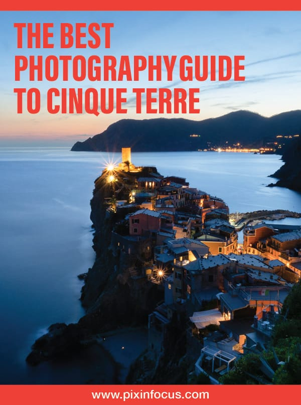 Pinterest pin for cinque terre post