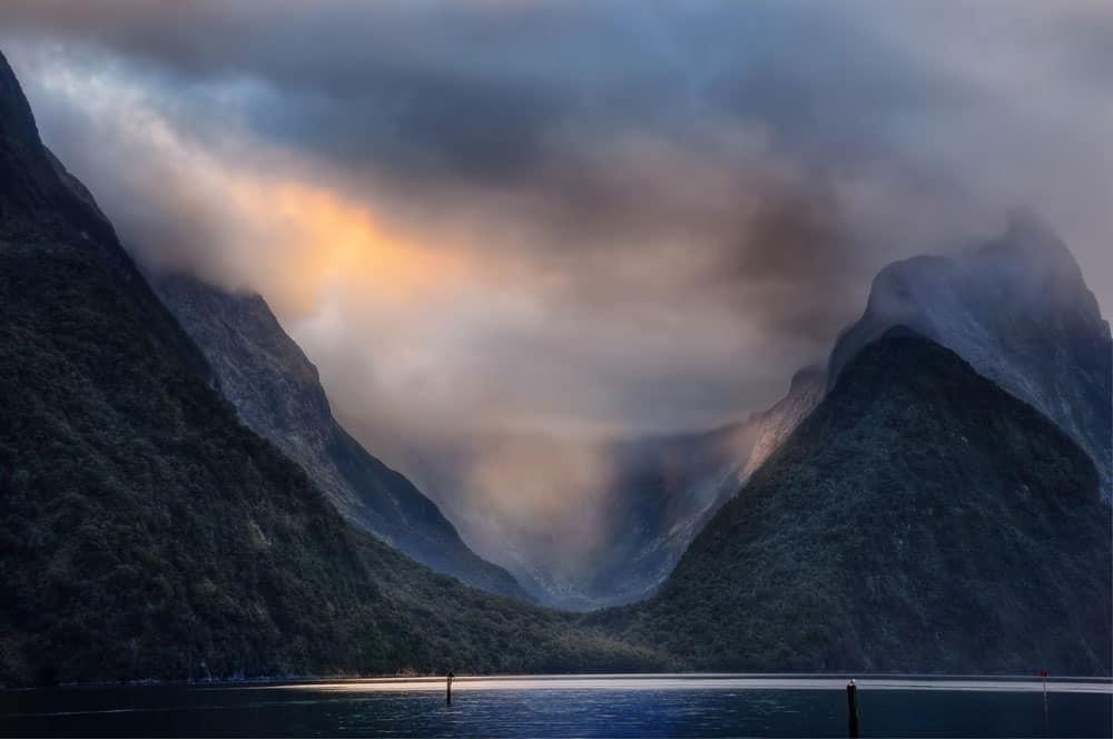 Best New Zealand Photos Milford Sound