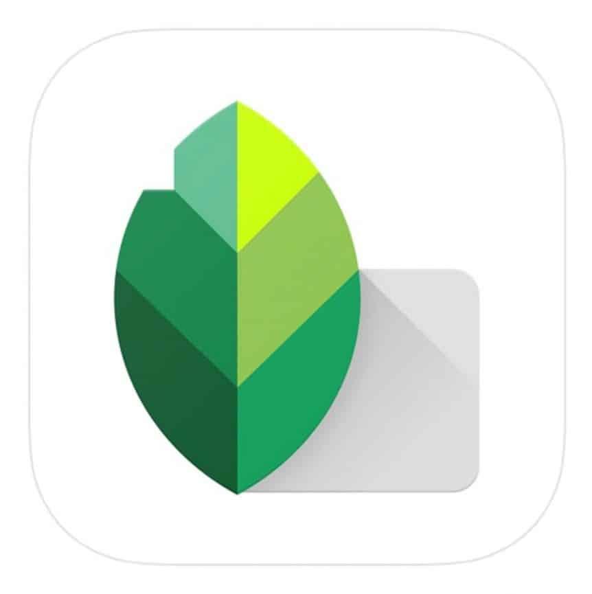 Snapseed photo editing app