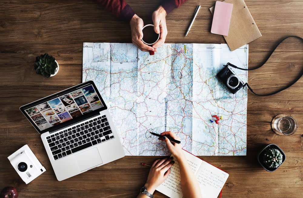 plan your photography trip