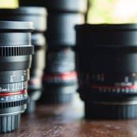 Travel Photography Lenses