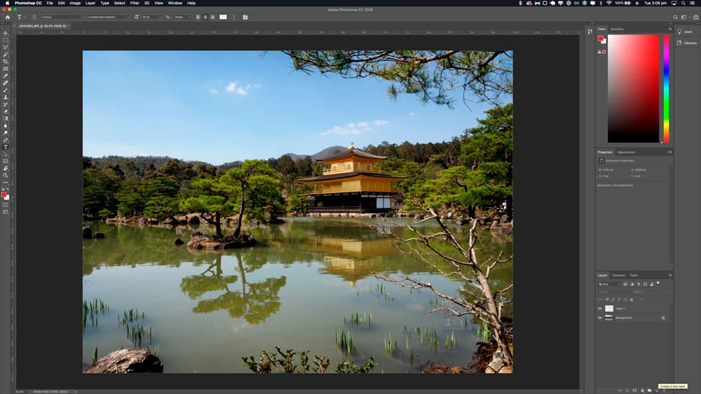 Add text to an image How to Create a Watermark in Photoshop
