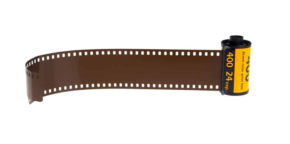 400 ASA film
