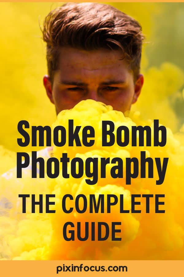 Smoke bomb photography or smoke grenade photography allows photographers to create very unique shots. From portraits to wedding, engagement photography, gender reveal or street photos, smoke bomb photography is a growing trend and with this guide you\'ll learn everything you need to know to create colorful and stunning photographs in no time!