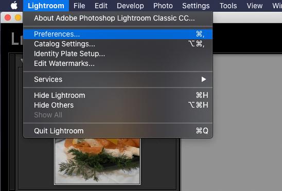 Install Lightroom Presets on a Mac
