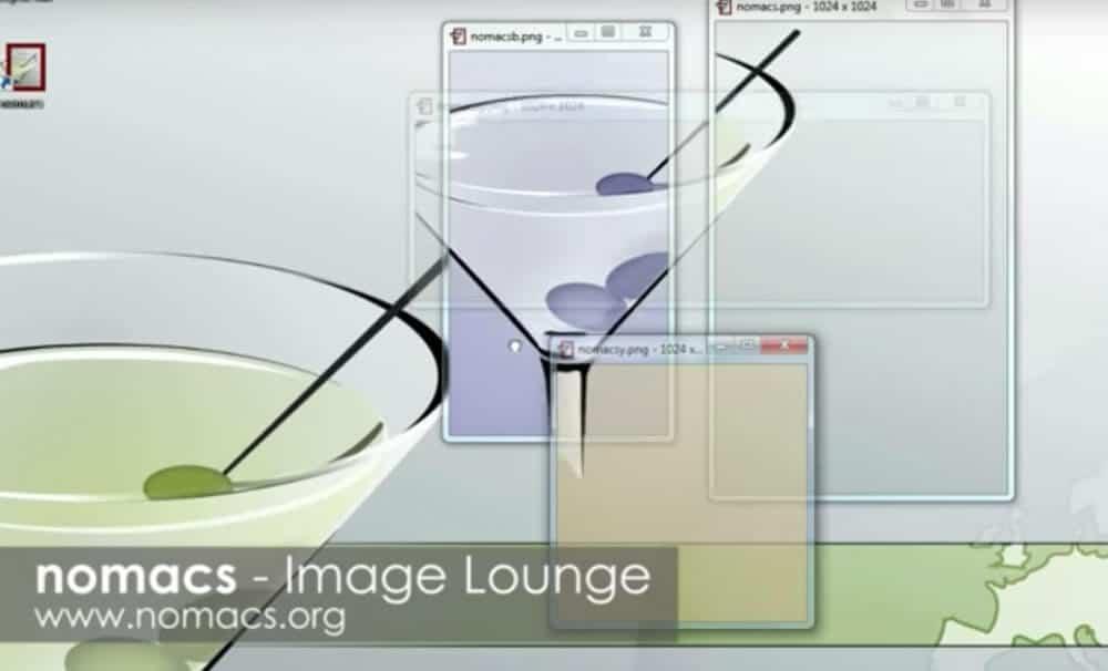 Nomacs Photo Organizing Software