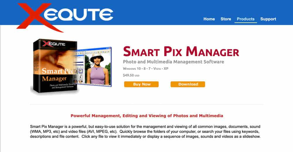 Smart Pix Manager