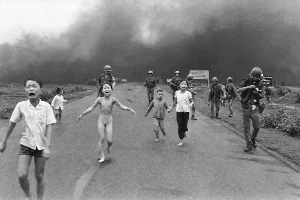The Terror Of War, Nick Ut, 1972 - The Importance of Photography