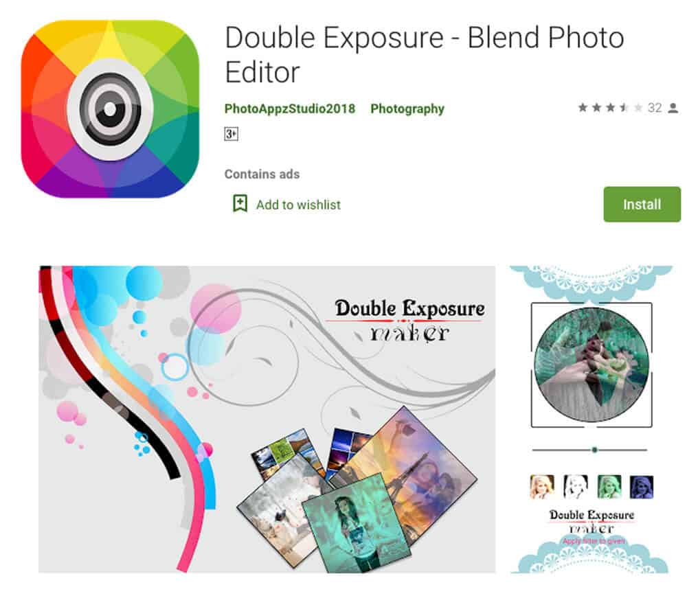 Blend Editor Android
