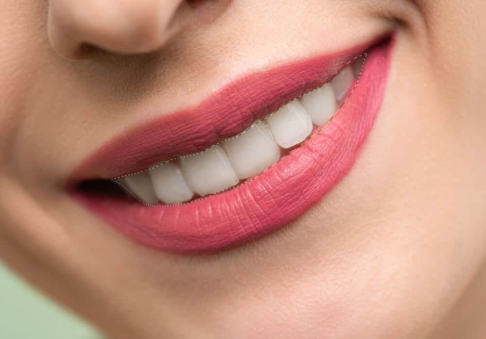 Selection Photoshop how to whiten teeth in photoshop
