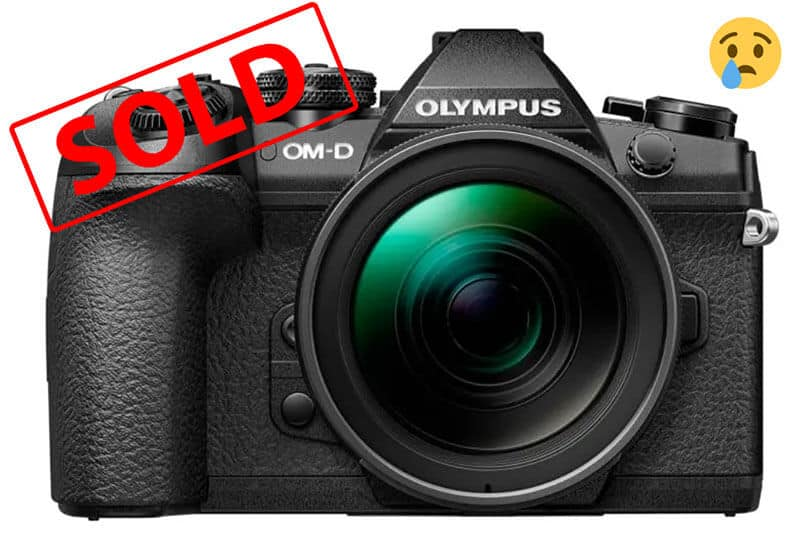 Olympus Exits The Camera Game