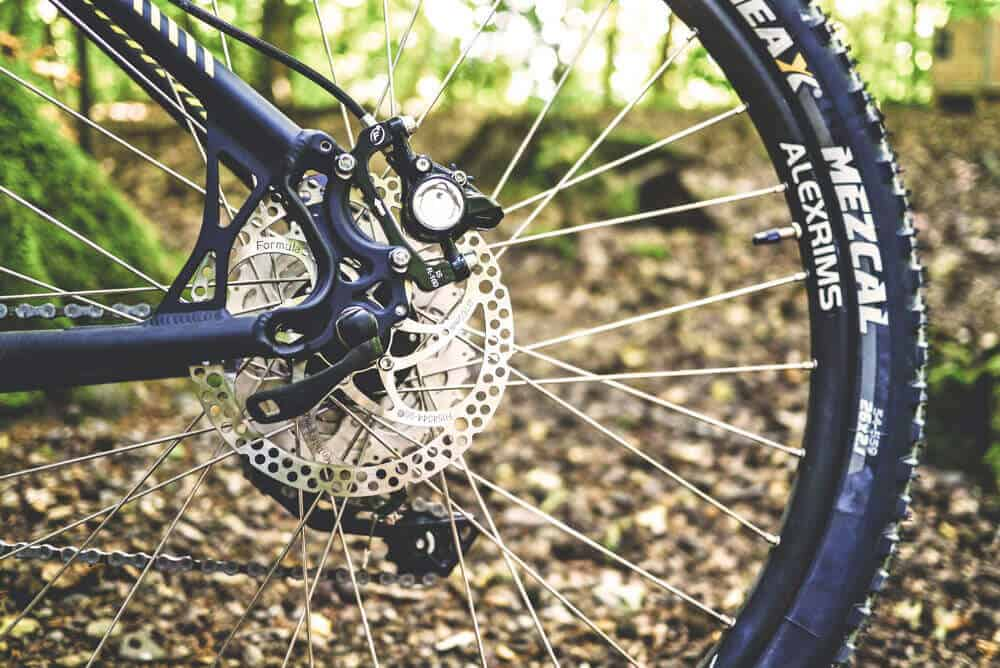 bicycle weel
