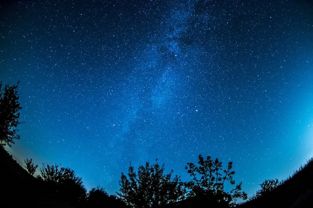 night sky photo