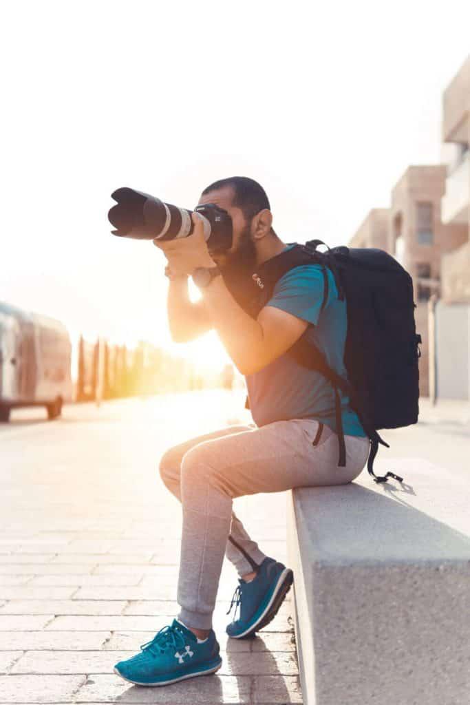 heavy Zoom Lens