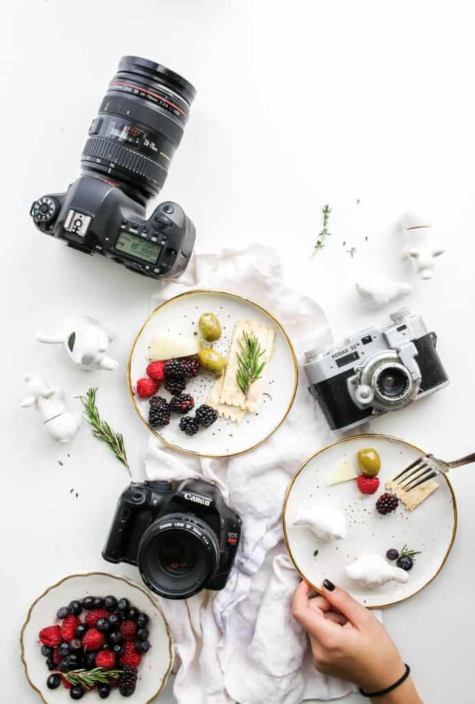 How to Become a Food Photographer
