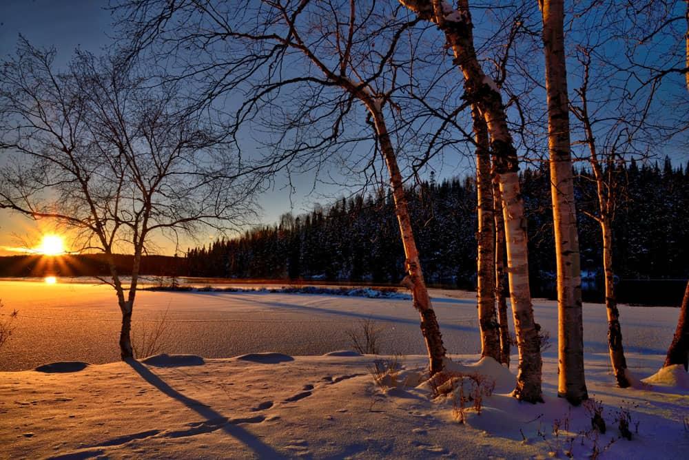 Winter Landscape Photography