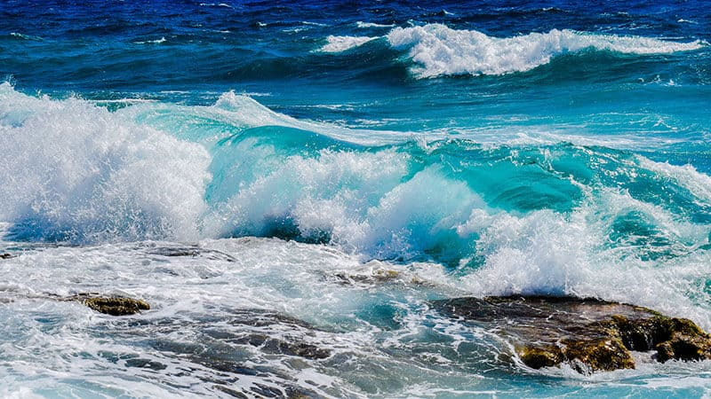 Water Photography waves