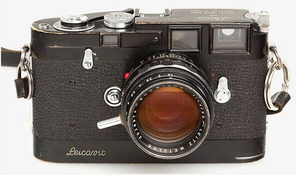 most expensive camera Leica M3D-2