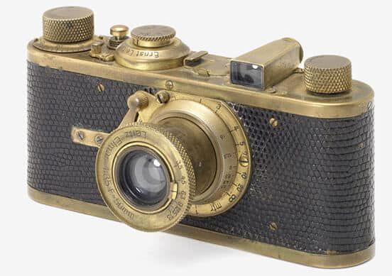 most expensive camera Leica Luxus i