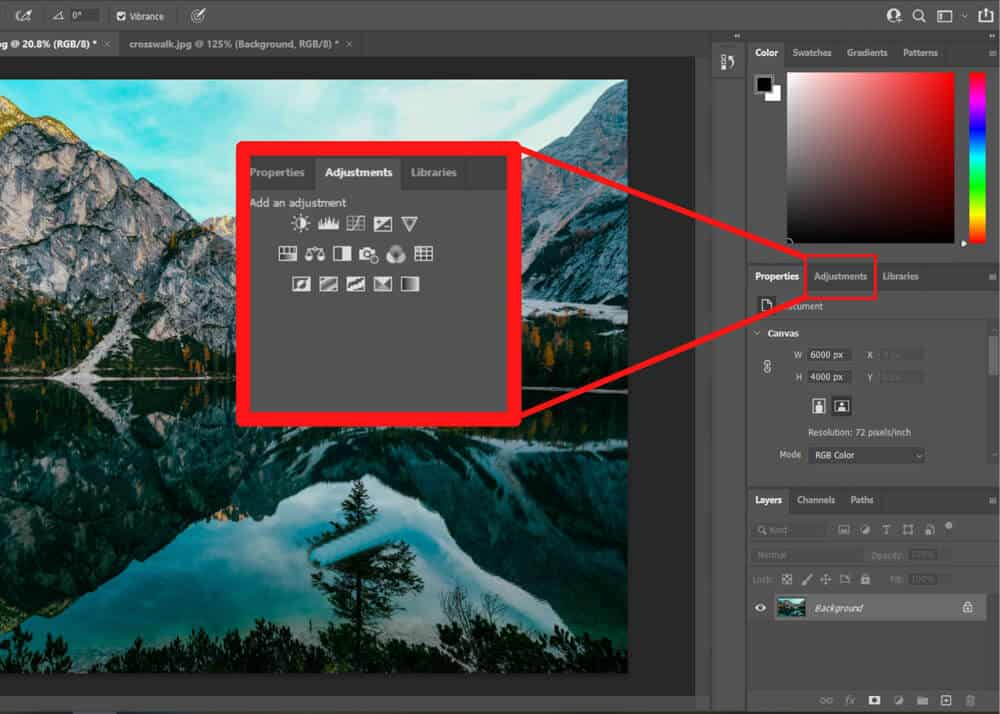 How to Edit Photos in Photoshop - Exposure Adjustments
